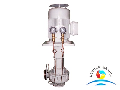 CL Series Marine Cast Iron Vertical Centrifugal Water Pump For Ship