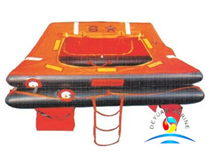 Inflatable Life Raft For Yacht-E1