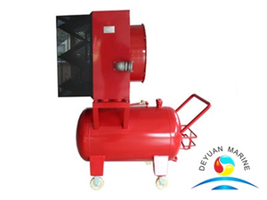 High Expansion Foam Extinguishing Device