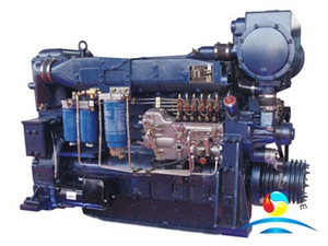 Weichai WD10/12 Series Marine Diesel Engine With CCS Approval