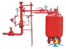 Foam Spray Fire Extinguishing Devices