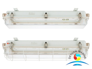 JCY22-2 Series marine boat waterproof fluorescent pendant light with emergency