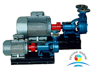 Self-Priming Marine Horizontal Vortex Water Liquid Pump