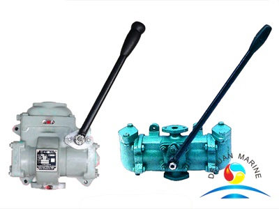 Double-Acting Reciprocating Piston Marine Hand Pump