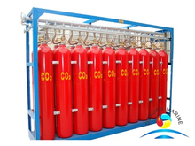 Marine CO2 Firefighting Systems