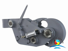 30T Pneumatic Disc Marine Towing Hook with Good Quality