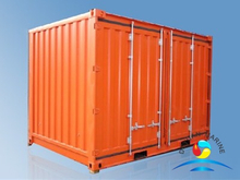 "12'2"" Open Side Container"