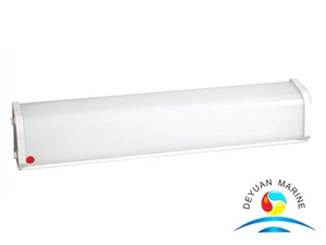 JBY20-1E marine fluorescent corner light fixture 20W with emergency