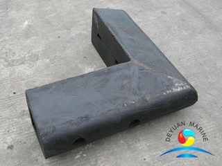 Packet Angle Type Marine Inflatable Rubber Fender