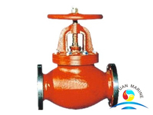 Marine Cast Iron Flanged Globe Stop Valves