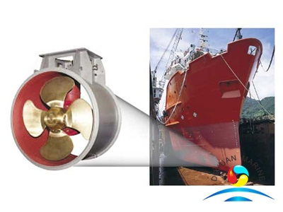 Marine Electric Bow Thruster System With CCS Marine Certificate