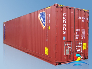 European Slimwall Cellular Palletwide Container