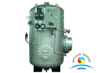 ZDR Series Marine Steam-Electric Heating Hot Water Tank