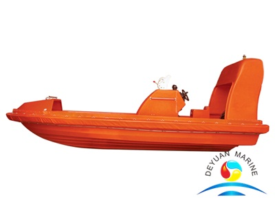 6 Persons High Speed SOLAS Marine FRP Fast Rescue Boat