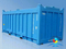 20' Open-top Dry Bulk Container (Hard Roof)