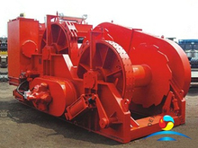 Marine Electric Hydraulic Anchor Windlass Towing and Mooring Winch