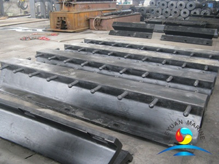 Marine Marina Ladder Rubber Fender For Dock And Vessel