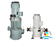 Large Displacement Marine Vertical Self-priming Centrifugal Pump